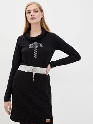 Черный свитер Torstai