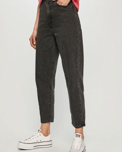 Czarne jeansy bawełniane Levi's