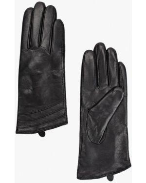 Кожаные перчатки Vitacci