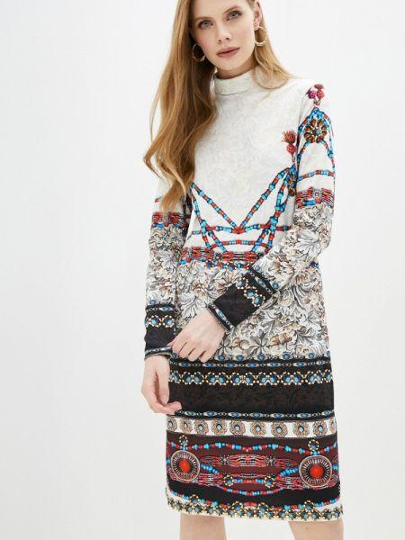 Разноцветное платье Nothing But Love