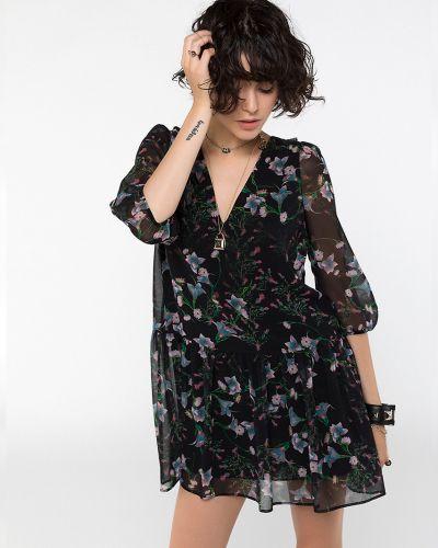 Платье весеннее из полиэстера Patrizia Pepe