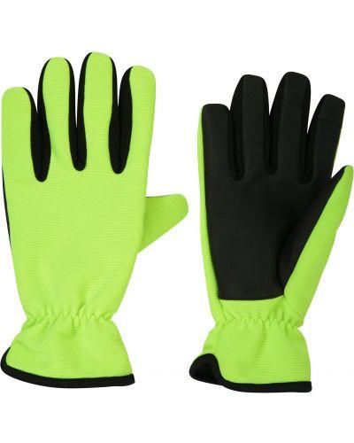 Żółte rękawiczki Mountain Warehouse