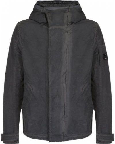 Куртка с капюшоном на молнии C.p. Company