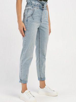 Зауженные джинсы - голубые Taifun