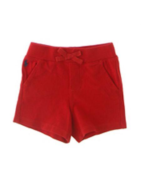 Czerwone szorty Polo Ralph Lauren