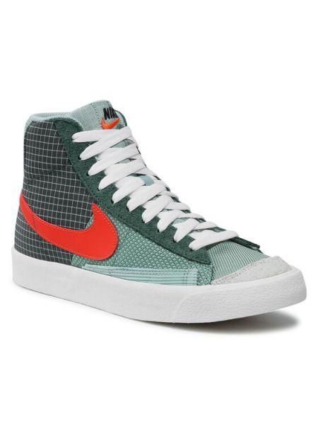Zielona marynarka Nike