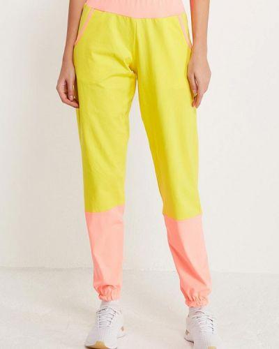 Спортивные брюки желтый Dzeta