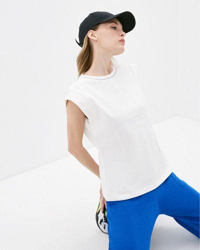 Белая футболка с короткими рукавами G-star