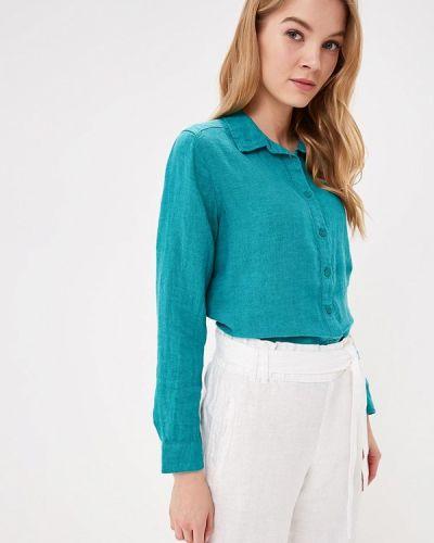 Рубашка бирюзовый Marks & Spencer