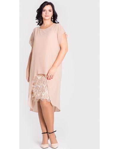 Вечернее платье короткое Filigrana