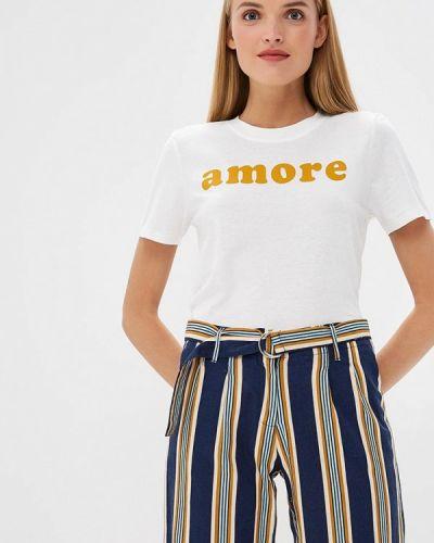 Белая футболка Only