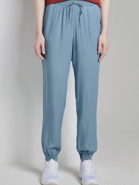 Синие брюки Tom Tailor Denim