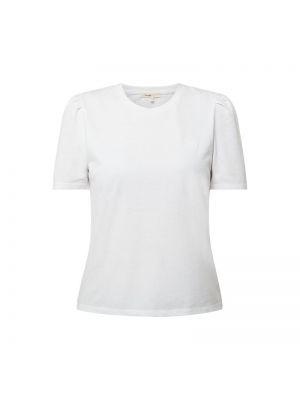 Biały t-shirt bawełniany Levete Room