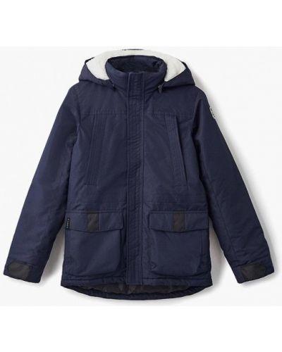 Куртка теплая синий Luhta