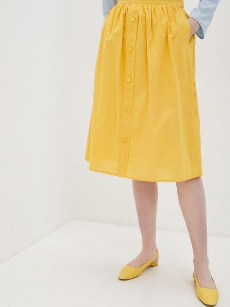 Желтая юбка Compania Fantastica