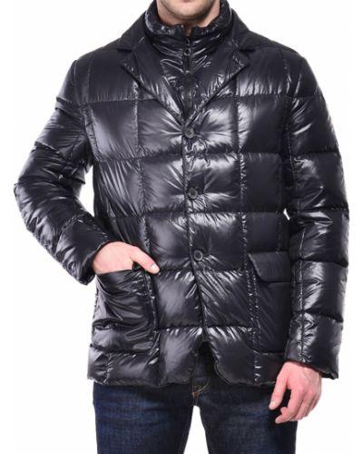 Куртка из полиамида - черная Duvetica