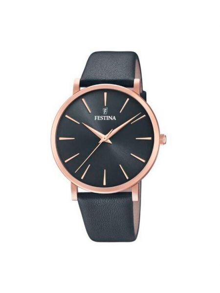 Szary zegarek Festina