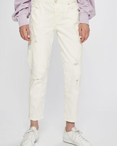 Брюки с заниженной талией с карманами Guess Jeans