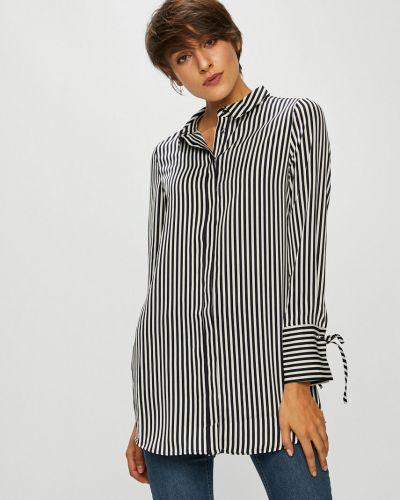 Блузка с длинным рукавом в полоску на пуговицах Vero Moda