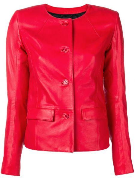 Приталенный пиджак с воротником на пуговицах S.w.o.r.d 6.6.44