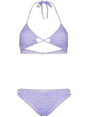 Фиолетовые бикини Ack