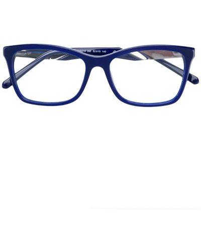Очки синий Swarovski Eyewear