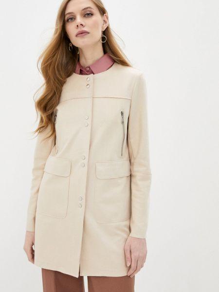 Бежевый пиджак Softy