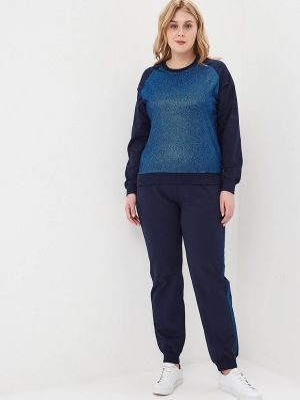 Спортивный костюм - синий Milanika