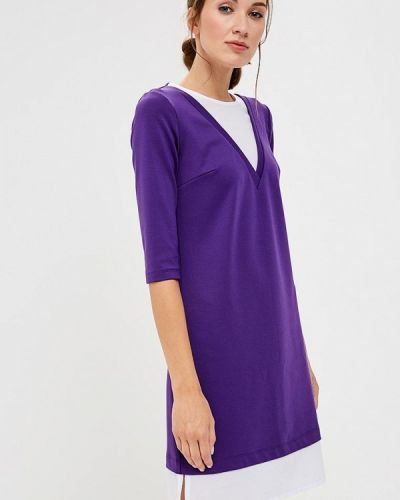 Фиолетовое платье Vittoria Vicci