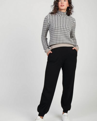 Шерстяные брюки Tricot Chic