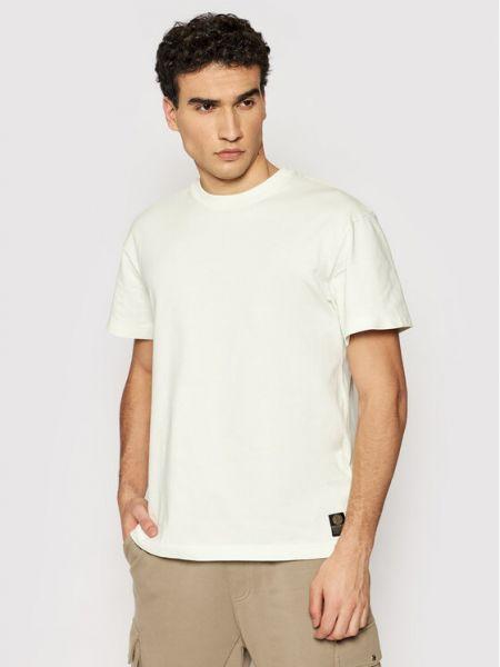 Beżowa t-shirt Deus Ex Machina