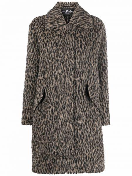 Пальто из альпаки Luisa Cerano