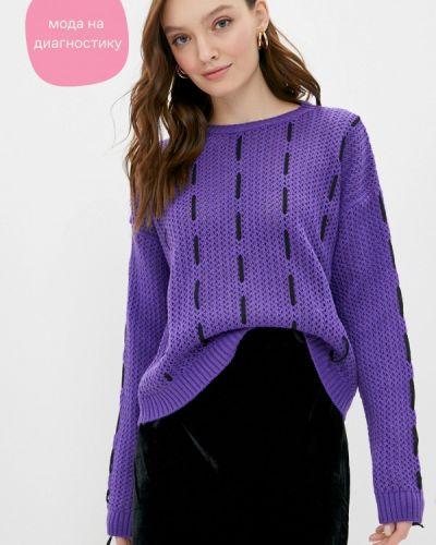 Фиолетовый джемпер Dali