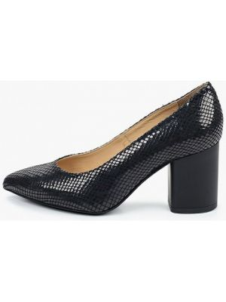 Туфли-лодочки черные осенние Ralf Ringer