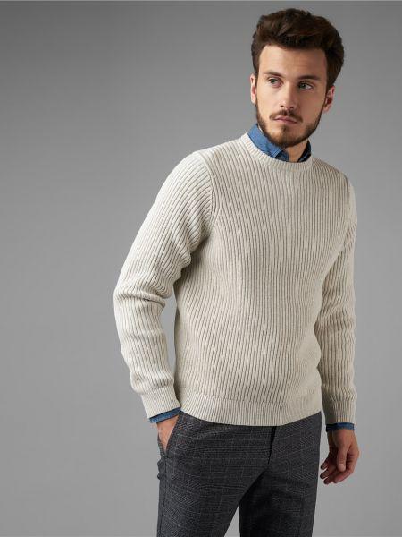 Пуловер с воротником Henderson