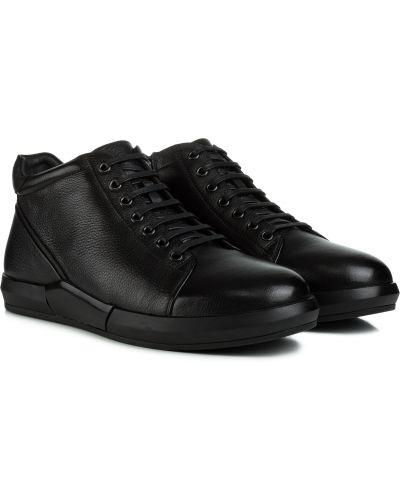 Ботинки - черные Boss Victori