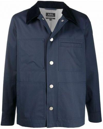 Niebieska kurtka A.p.c.