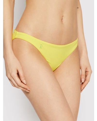 Bikini - żółty Polo Ralph Lauren