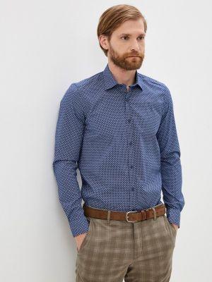 Синяя рубашка с длинными рукавами Hopenlife