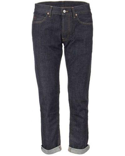 Niebieskie jeansy Tramarossa