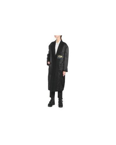 Пальто пальто черное Mm6 Maison Margiela
