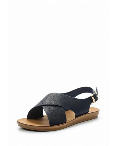 Синие сандалии Zenden Comfort