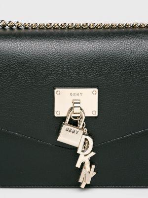 Кожаная сумка Dkny