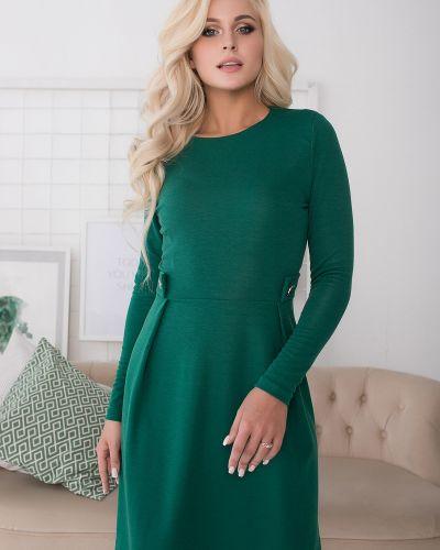 Платье из вискозы Olga Peltek