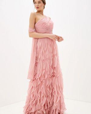 Вечернее платье розовое индийский Amour Bridal