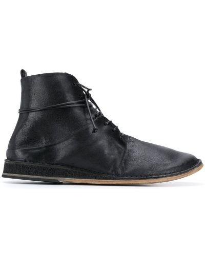 Ботильоны черный для обуви Marsèll