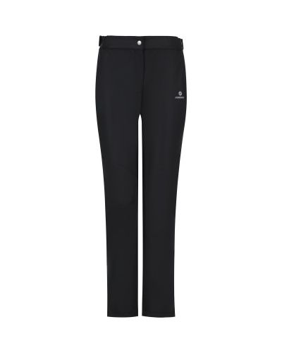 Черные утепленные спортивные брюки для бега Nordway