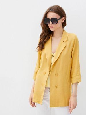 Желтый пиджак Defacto