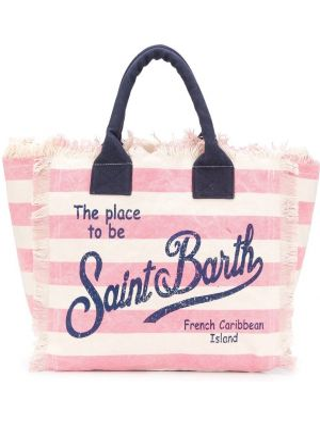 Сумка тоут - розовая Mc2 Saint Barth