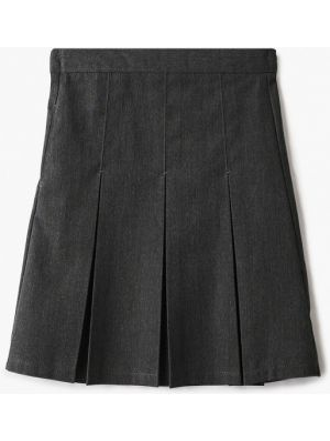Серая юбка Marks & Spencer
